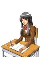 勉強をする女子学生 10469000004| 写真素材・ストックフォト・画像・イラスト素材|アマナイメージズ
