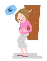 女性の病気 便秘