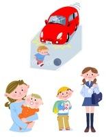子供の成長と保険