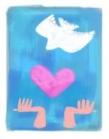 愛と平和と 10473000027| 写真素材・ストックフォト・画像・イラスト素材|アマナイメージズ