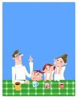 パパの提案 10473000078| 写真素材・ストックフォト・画像・イラスト素材|アマナイメージズ