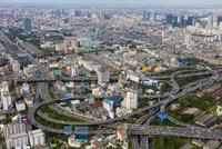 バイヨーク・タワーから見たバンコク