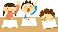 授業中の子どもたち 10490000003| 写真素材・ストックフォト・画像・イラスト素材|アマナイメージズ