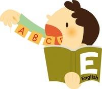英語を勉強する子ども 10490000004| 写真素材・ストックフォト・画像・イラスト素材|アマナイメージズ