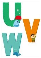 アルファベットUVW 10490000027| 写真素材・ストックフォト・画像・イラスト素材|アマナイメージズ