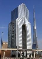 ドバイの超高層ビル(Dusit Dubai)