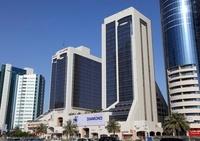 ドバイの超高層ビル(Crowne Plaza Dubai)
