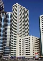 ドバイの超高層ビル(Saeed Tower 1)