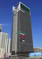 ドバイの超高層ビル(Hotel JAL Tower Dubai、Nassima Tower)