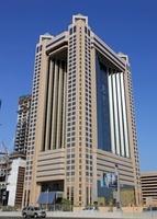 ドバイの超高層ビル(The Fairmont Dubai)