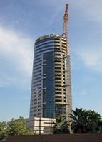 ドバイの超高層ビル(AL Ameri Tower)