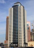 ドバイの超高層ビル(Madison Residency)