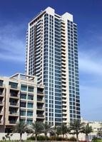 ドバイの超高層ビル(Golf Tower 2)