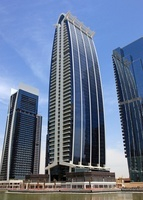 ドバイの超高層ビル(Tiffany Towers)