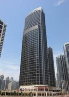 ドバイの超高層ビル(Mag 214 Tower)