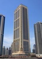 ドバイの超高層ビル(Dubai Gate 1)