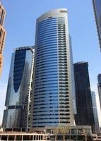 ドバイの超高層ビル(HDS Tower)