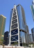 ドバイの超高層ビル(Indigo Tower)