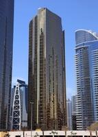 ドバイの超高層ビル(AU Tower)
