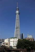 業平橋より望む東京スカイツリー