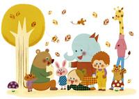 秋の朗読会