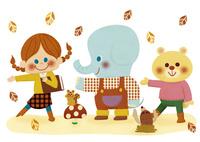 秋のダンス