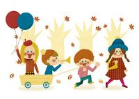 秋のパレード