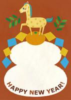 鏡餅 10494000158| 写真素材・ストックフォト・画像・イラスト素材|アマナイメージズ