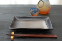 食卓の和食器 10507001068  写真素材・ストックフォト・画像・イラスト素材 アマナイメージズ