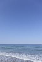 波と海と青空
