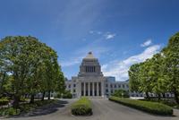 国会議事堂(正面)