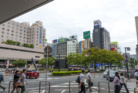 博多駅・筑紫口・駅前