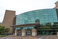 福岡市総合図書館(入口)