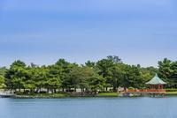 大濠公園(浮見堂)