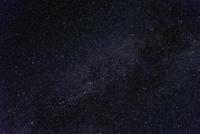 星野(はくちょう座デネブ、アルビレオ、ギェナー、天頂で左が北)
