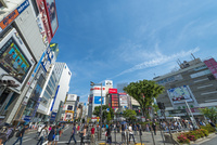 新宿駅・東口前