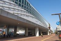 石神井公園駅・北側
