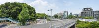 明治神宮前・五輪橋-パノラマ