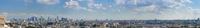練馬から新宿方面の広域パノラマ