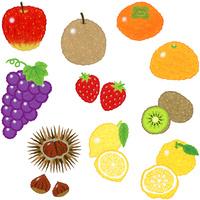 果物いろいろ 10514000073| 写真素材・ストックフォト・画像・イラスト素材|アマナイメージズ