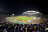 エディオンスタジアム広島の観衆