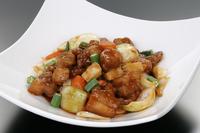 中華料理 酢豚 10531000791| 写真素材・ストックフォト・画像・イラスト素材|アマナイメージズ