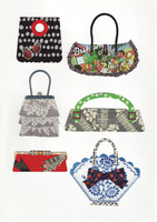 50's小物 バッグ 10550000015| 写真素材・ストックフォト・画像・イラスト素材|アマナイメージズ