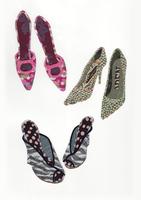 50's 小物 靴