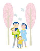 家族 10559000127| 写真素材・ストックフォト・画像・イラスト素材|アマナイメージズ