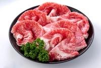 牛肉ロースうすぎり皿盛り