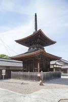 浄海山圓龍院観音寺(荒子観音)の多宝塔