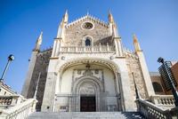 マドリッドのサン・へロニモ・エル・レアル教会 10573005653  写真素材・ストックフォト・画像・イラスト素材 アマナイメージズ