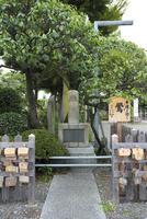 亀戸天神社 鷽の碑