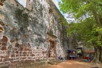 マラッカ セントポール教会礼拝堂史跡